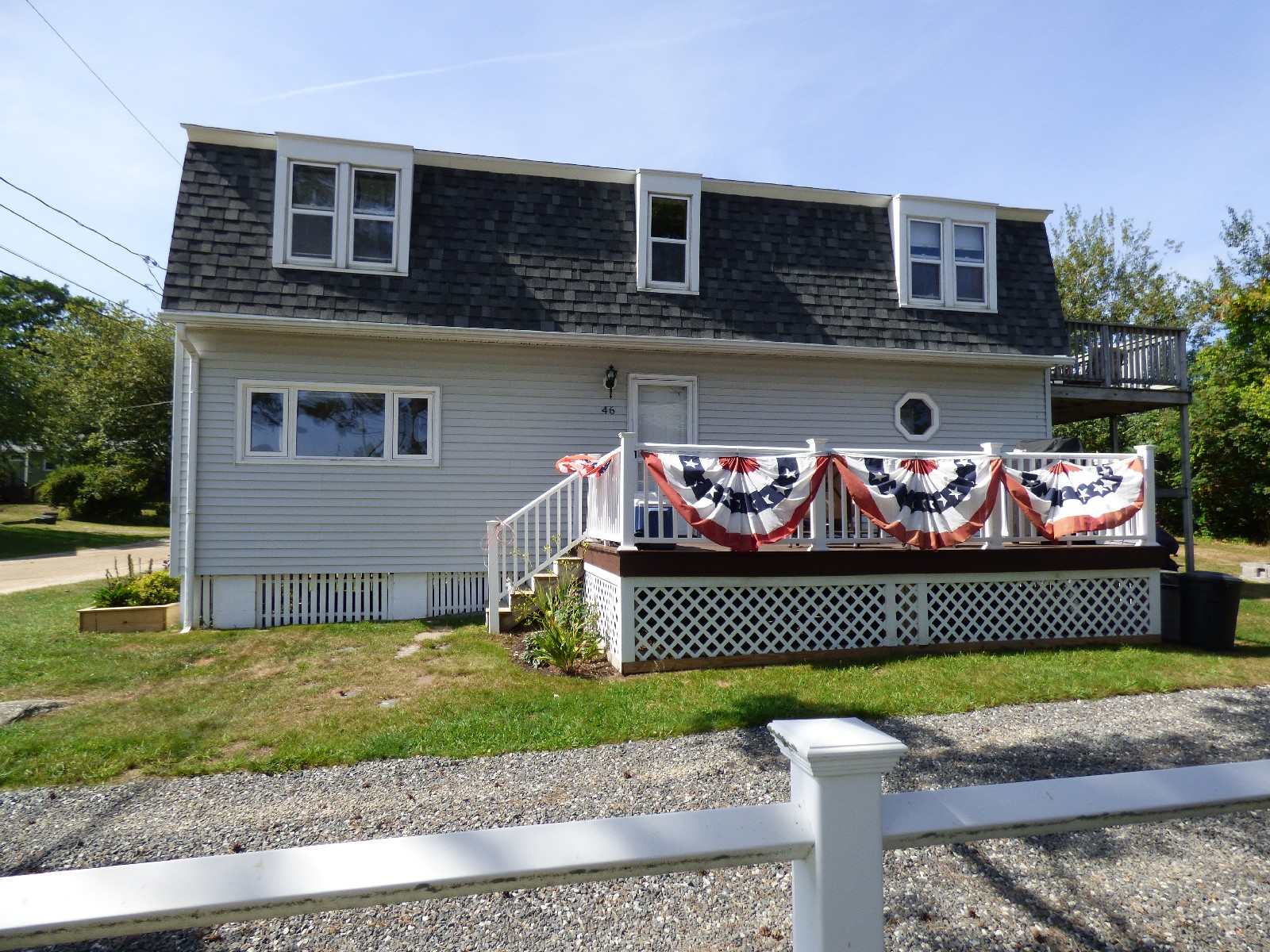 Single Family Home for Sale at Seasonal Beach Cottage on Nubble Peninsula 46 Highland Avenue York, Maine 03909 United States