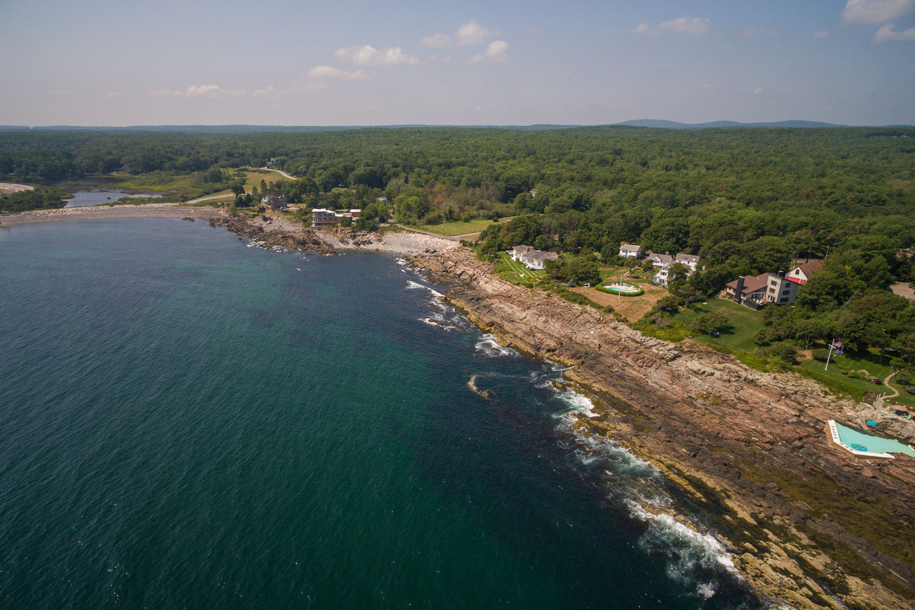 sales property at Gated Oceanfront Contemporary in Cape Neddick