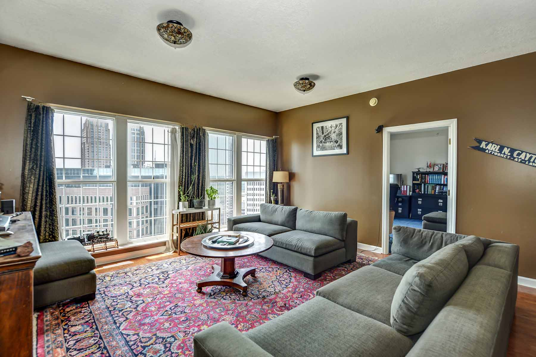 sales property at Rare Penthouse Unit in Midtown