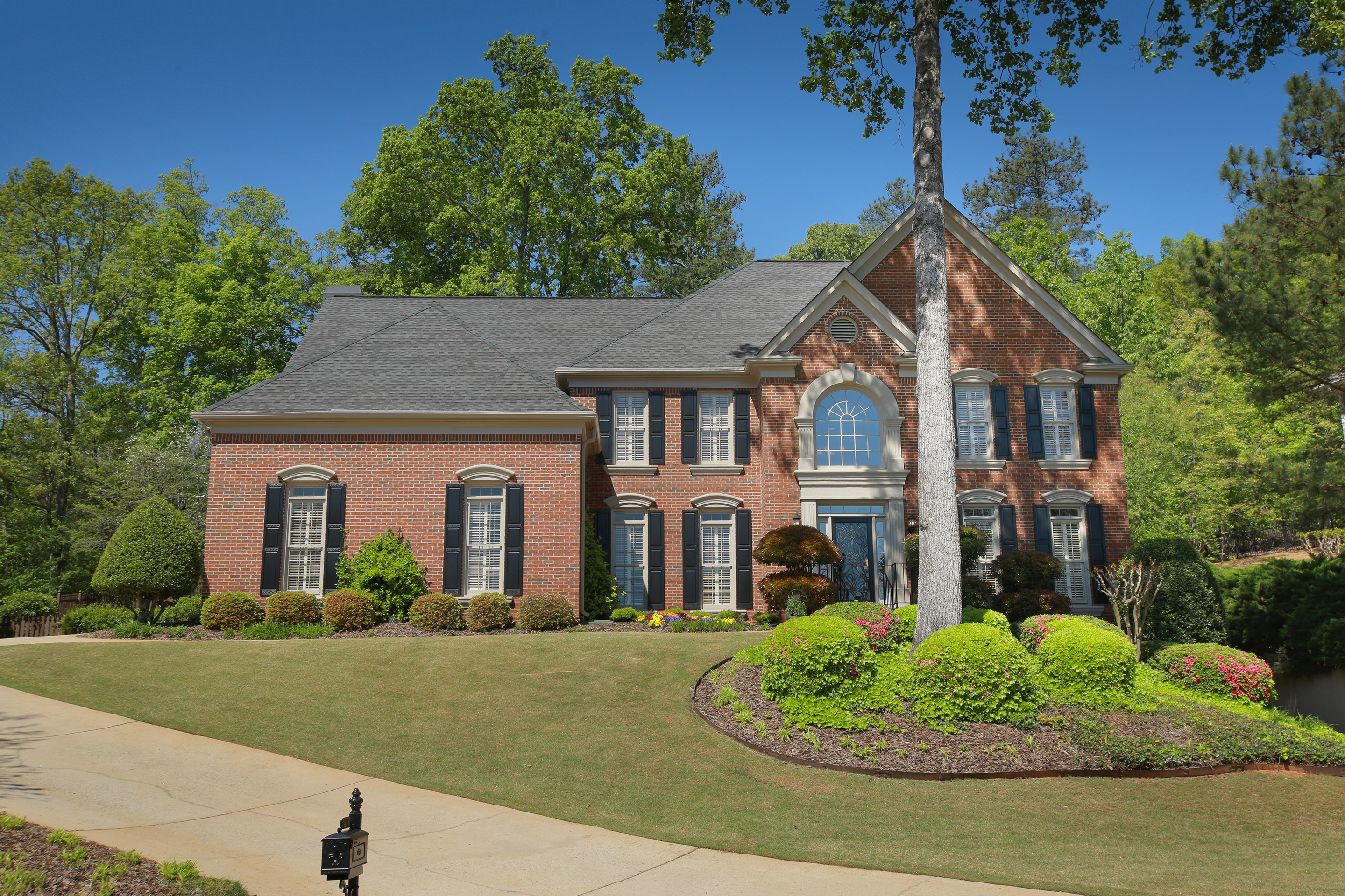 sales property at Executive, 4-Sides Brick Home