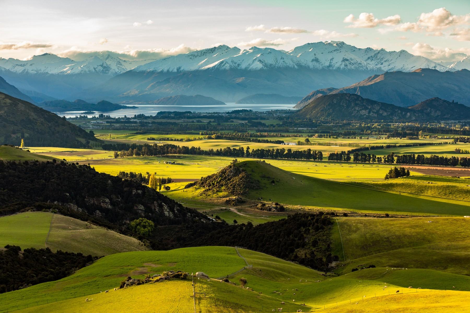 Hacienda / Granja / Rancho / Plantación por un Venta en Lake McKay Station Wanaka, Otago, Nueva Zelanda