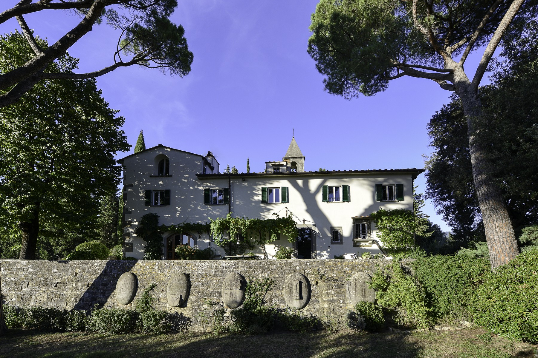Single Family Home for Sale at Marvelous renaissance villa on the Florentine's hills Via Sant'Andrea a Sveglia Fiesole, 50014 Italy