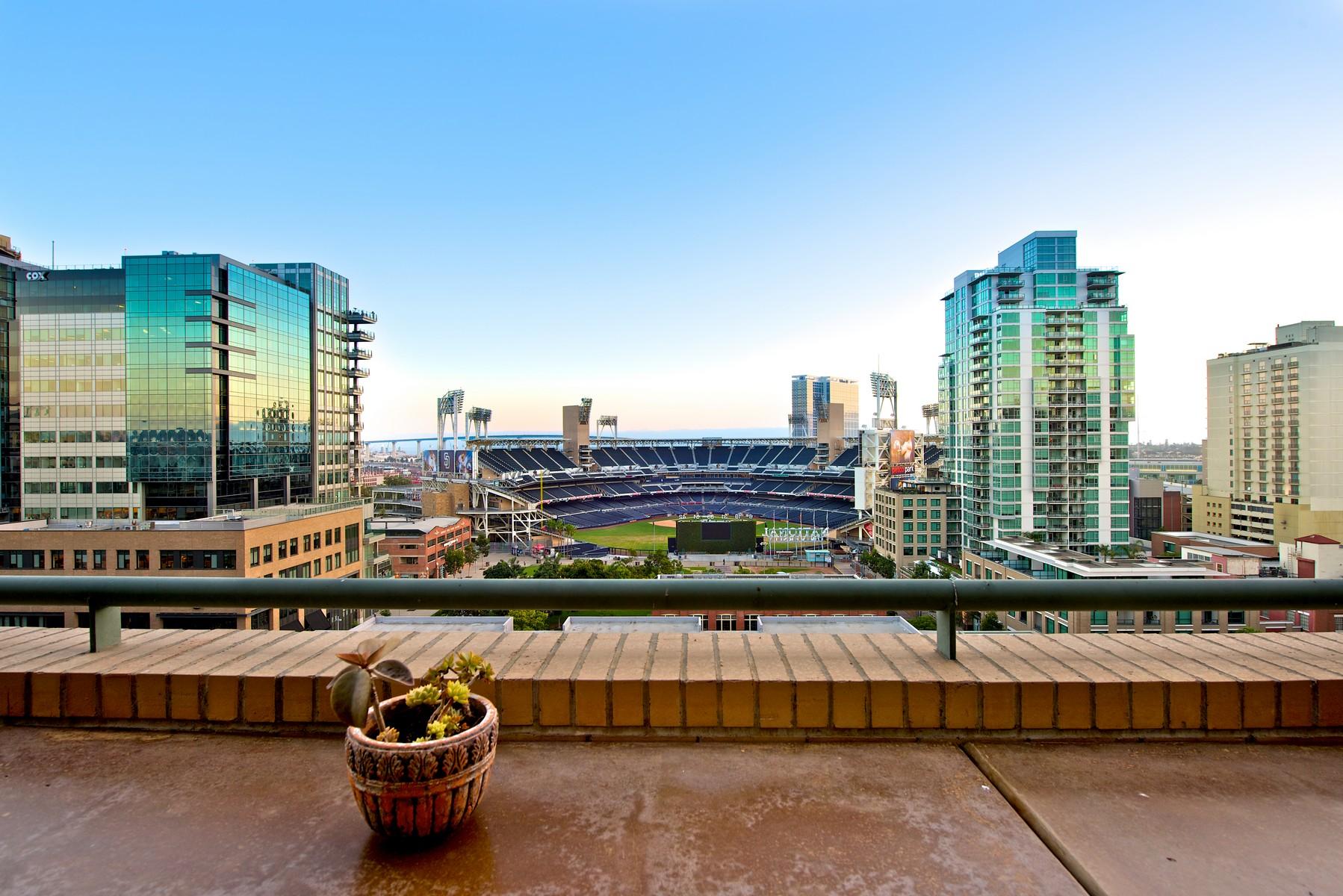 Condominium for Sale at 877 Island 877 Island 1006 La Jolla Shores, San Diego, California, 92101 United States