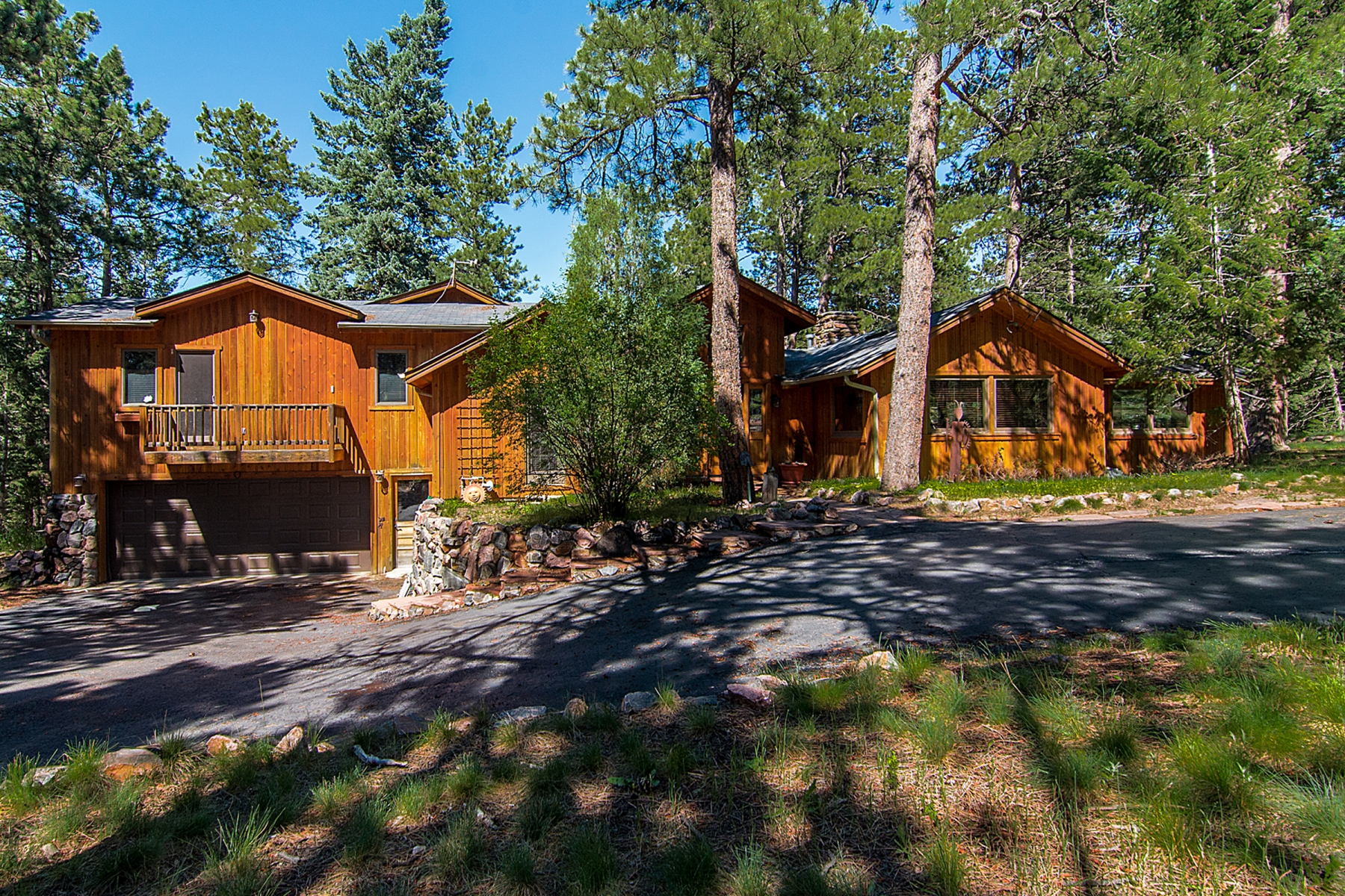 Single Family Home for Sale at Historic Mountain Chalet 350 Old Y Road Golden, Colorado 80401 United States