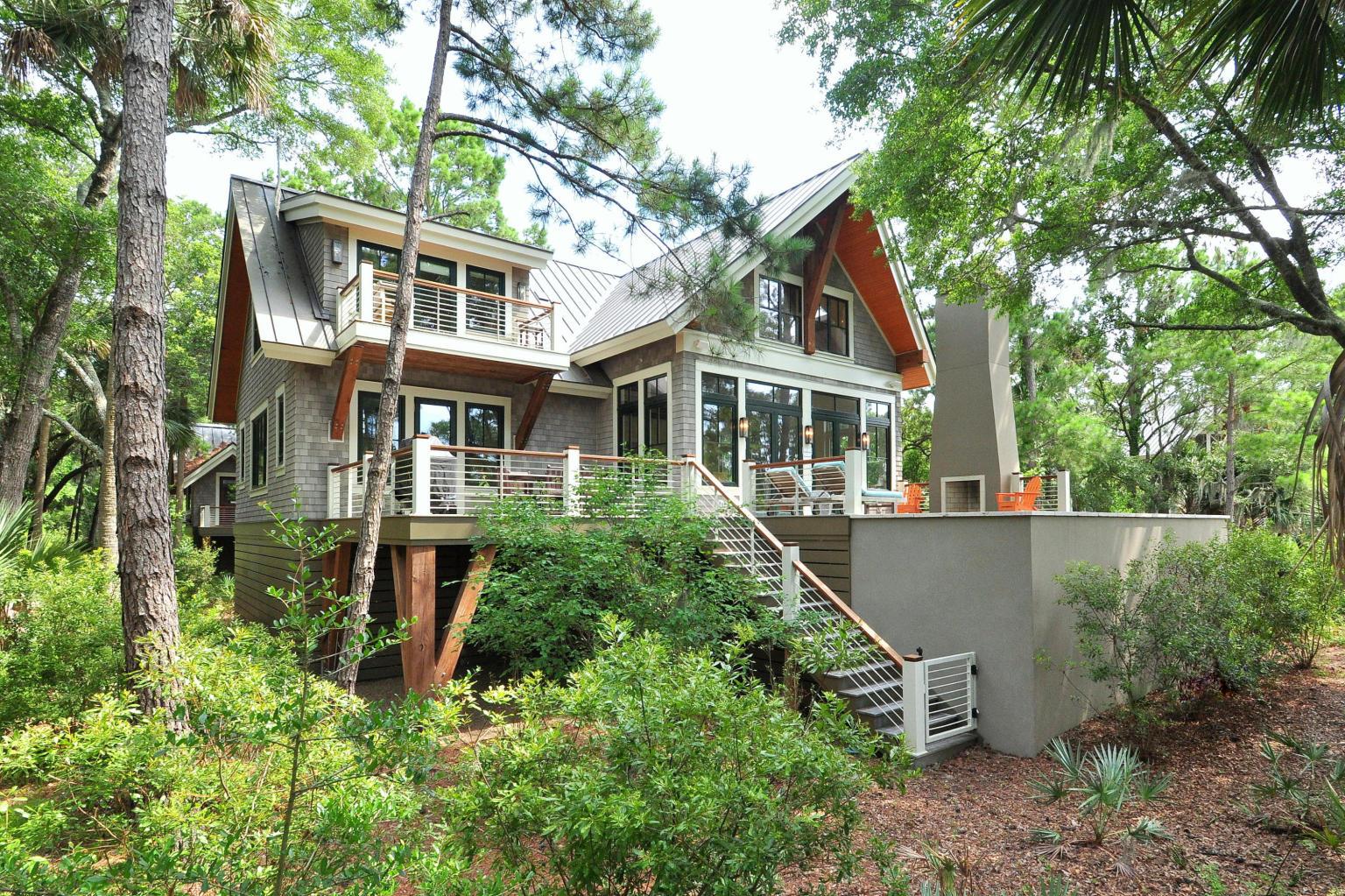 Single Family Home for Sale at 123 Halona Lane Kiawah Island, South Carolina 29455 United States