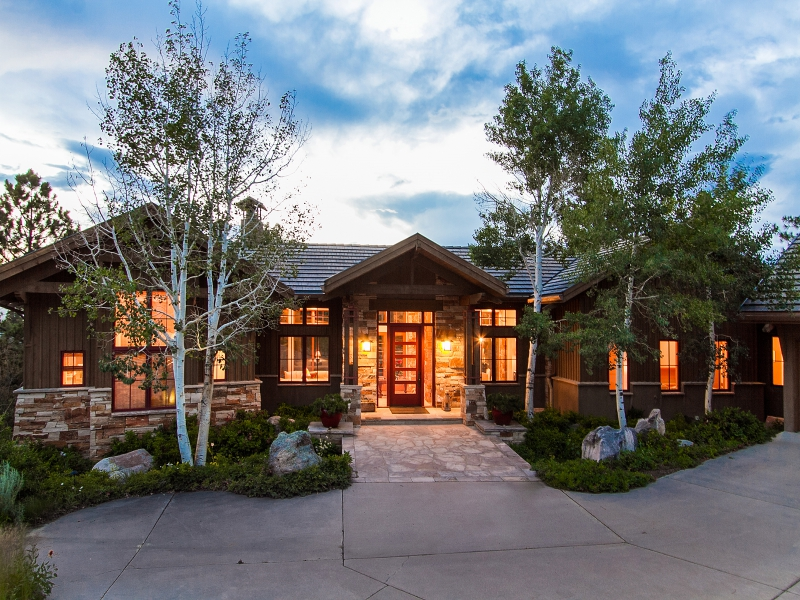 Single Family Home for Sale at Gorgeous Architectural Home With Stunning Mountain Views 762 Valderrama Ct Castle Pines Village, Castle Rock, Colorado 80108 United States