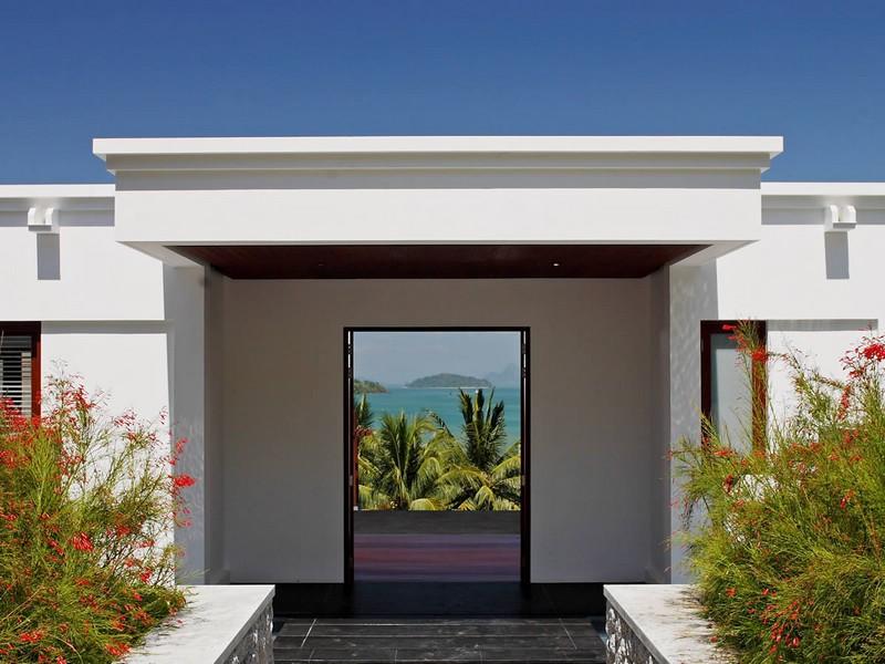 sales property at Panoramic Sea View Beachfront Villa