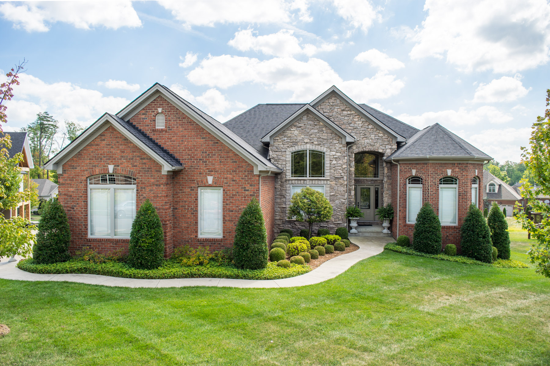 Single Family Home for Sale at 3579 Lafayette Pkwy Floyds Knobs, Indiana 47119 United States