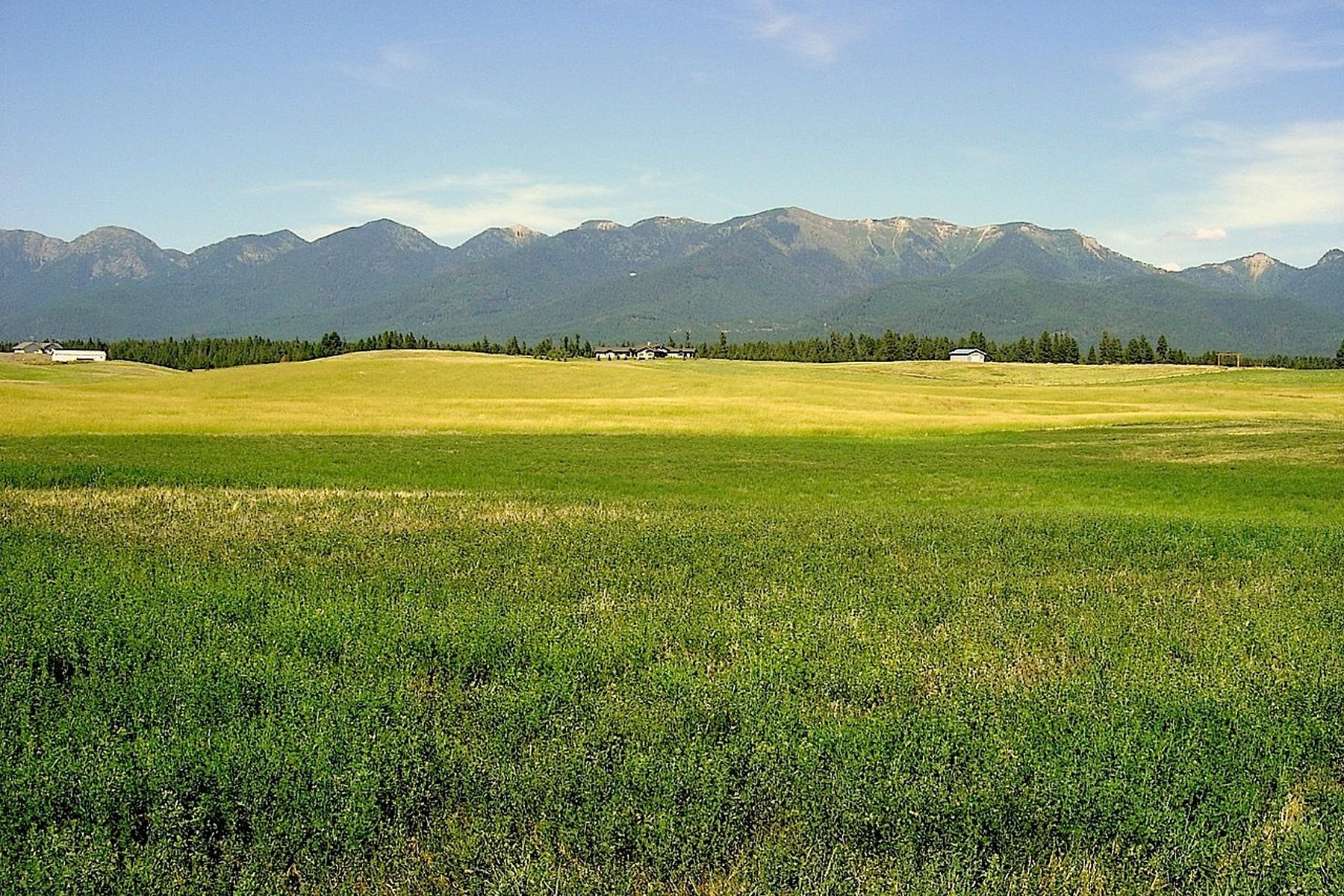 Land für Verkauf beim Flathead Valley Views 1023 La Brant Road Kalispell, Montana 59901 Vereinigte Staaten