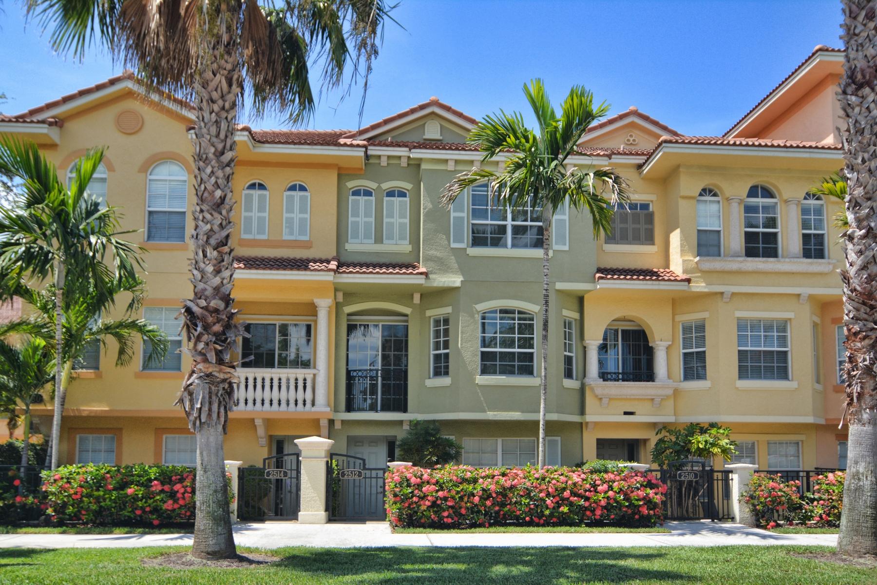 Residência urbana para Venda às 2512 Gardens Parkway Harbour Oaks, Palm Beach Gardens, Florida, 33410 Estados Unidos