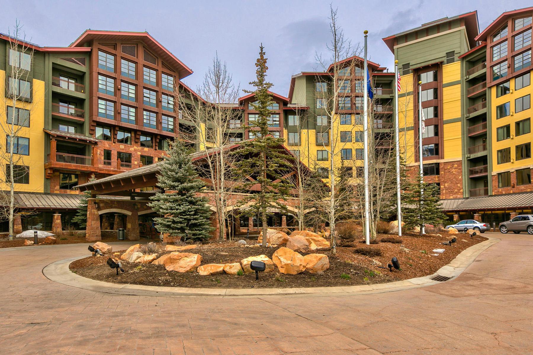 Долевое владение для того Продажа на Grand Summit Large Three Bedroom Lock-Out 3855 N Grand Summit Dr # 628/629 Park City, Юта 84098 Соединенные Штаты