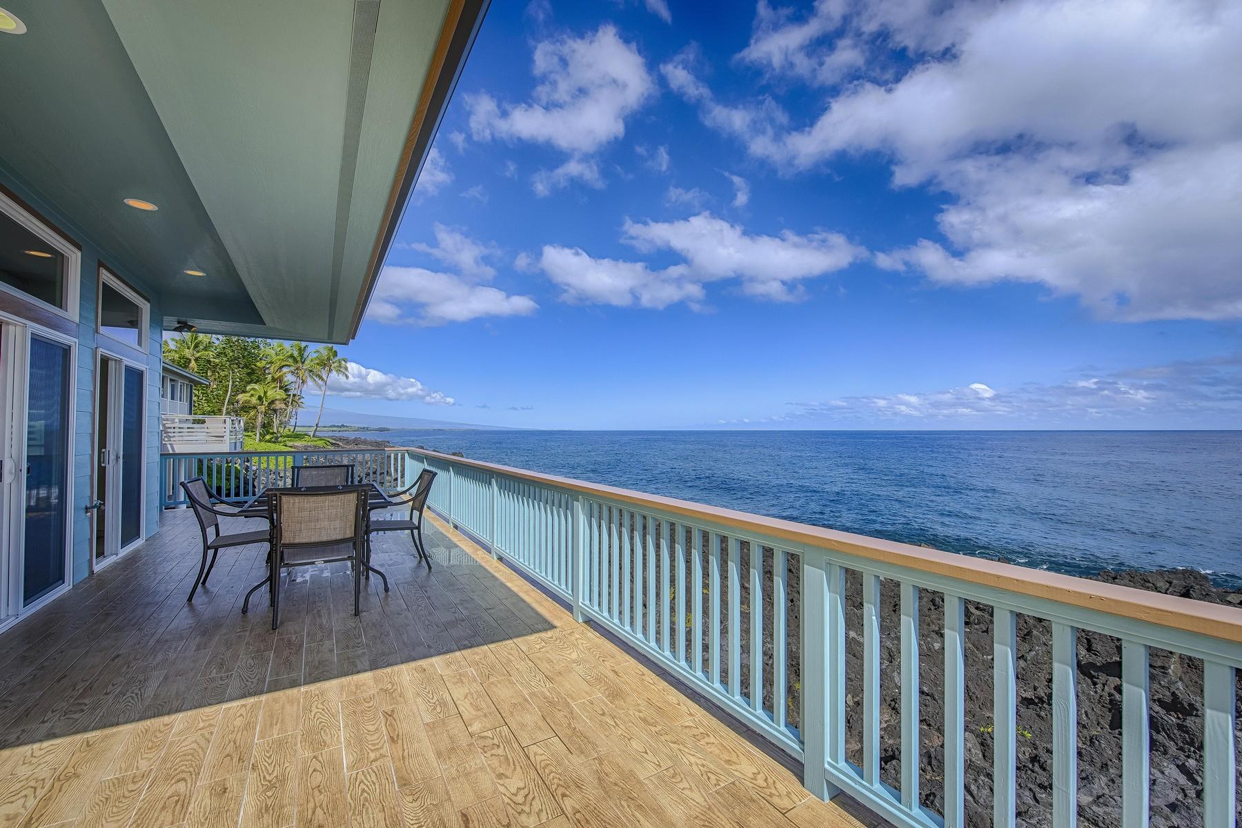 独户住宅 为 销售 在 Hale Aikalani 15-2689 Welea St Pahoa, 夏威夷 96778 美国