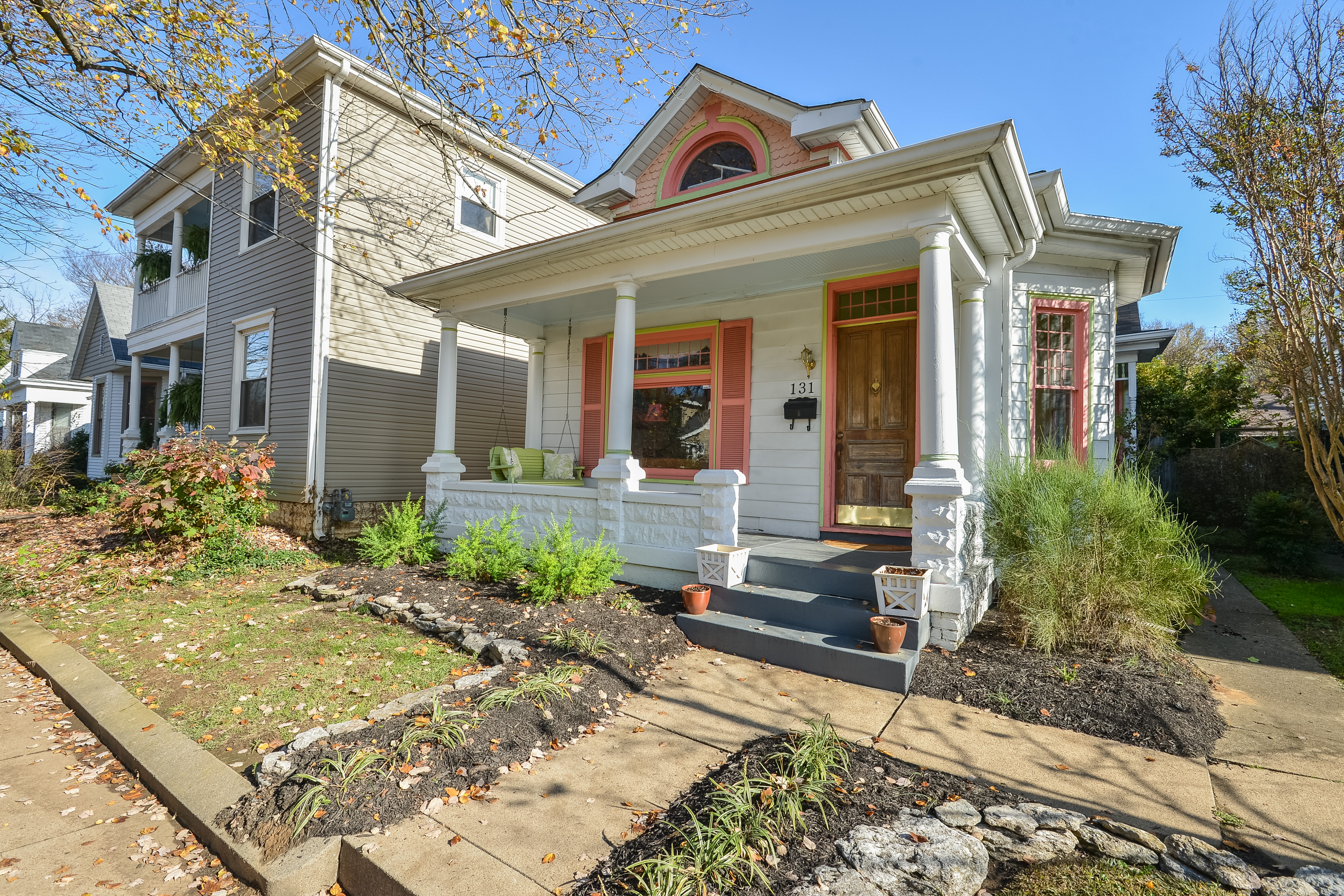 Single Family Home for Sale at 131 S. Bayly Avenue Louisville, Kentucky 40206 United States