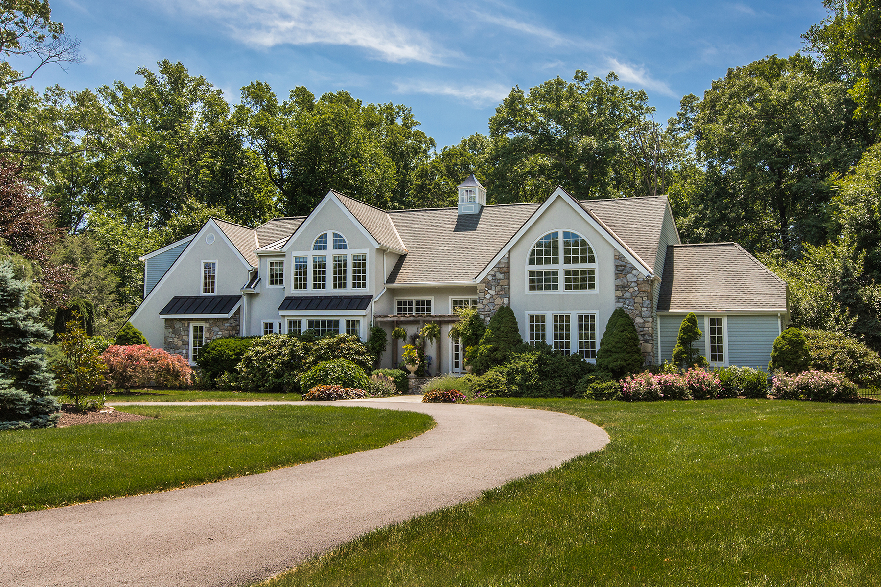 Single Family Home for Sale at New Hope, PA 6025 Stoney Hill Rd New Hope, Pennsylvania, 18938 United States