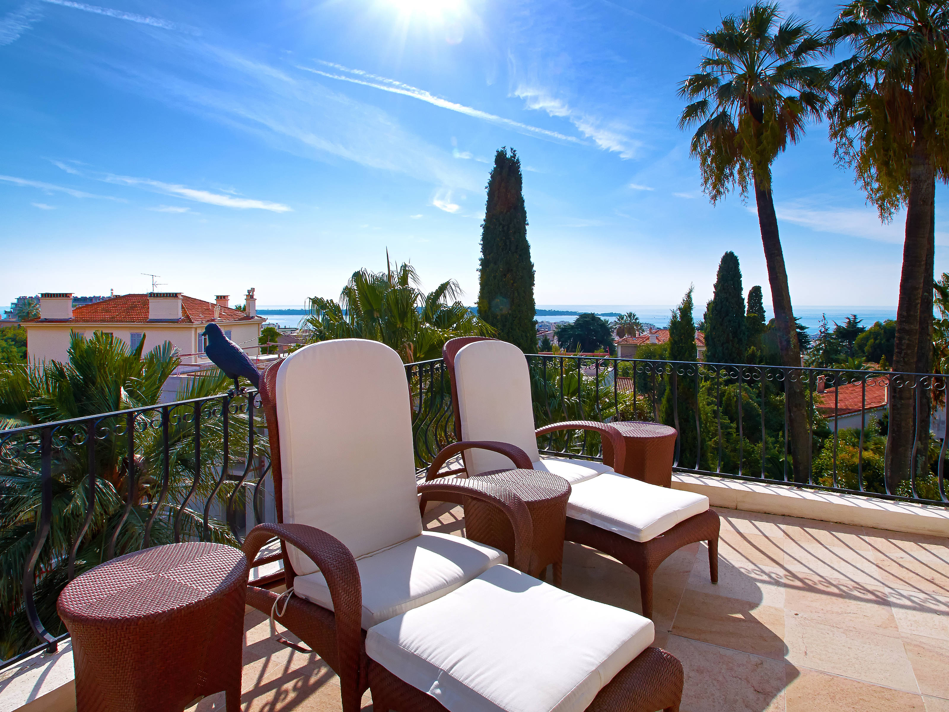 Apartman Dairesi için Satış at Bourgeois luxury apartment for sale in Cannes Californie Cannes, Provence-Alpes-Cote D'Azur 06400 Fransa