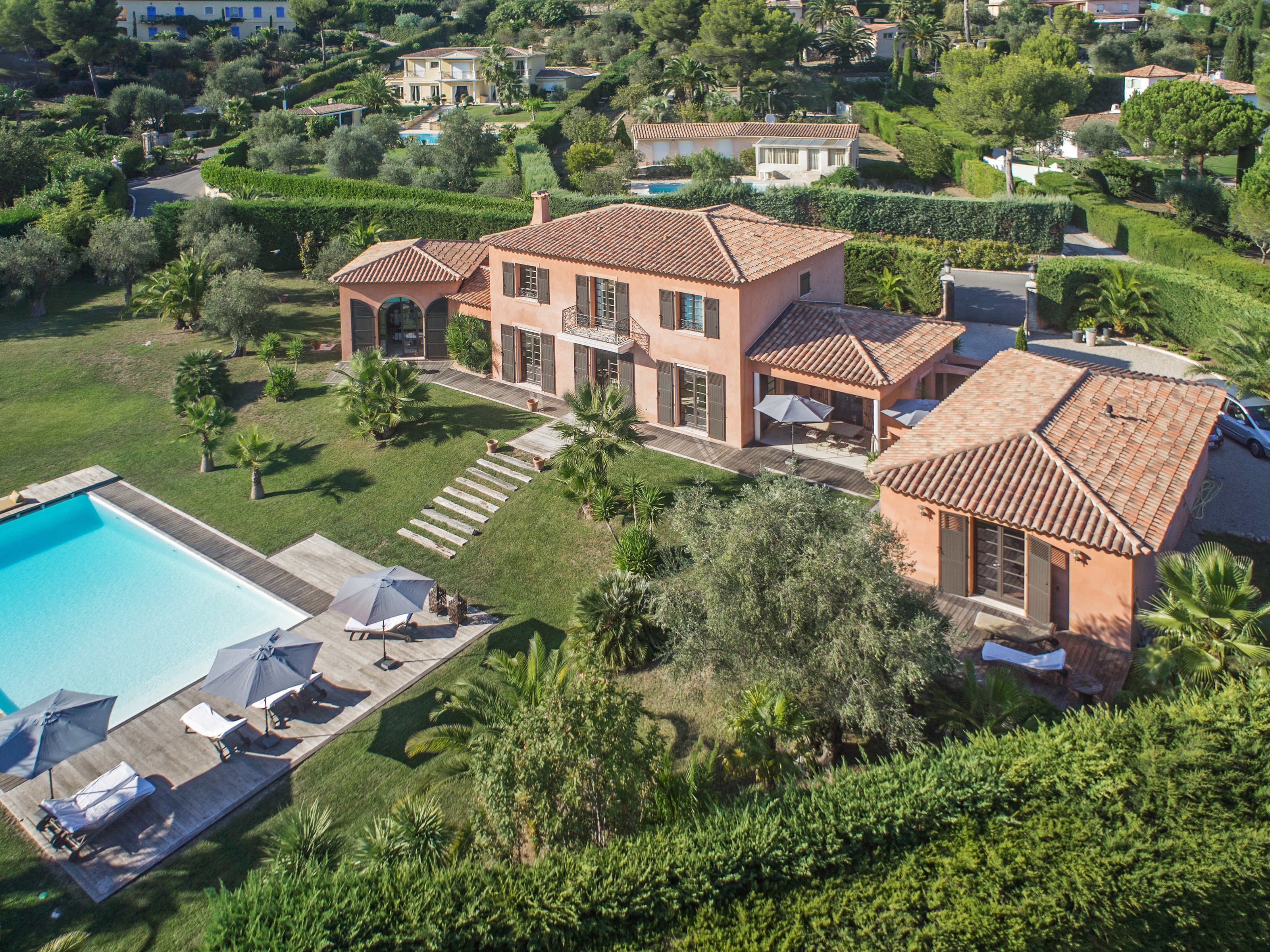 Single Family Home for Sale at Beautiful Family Home Mougins Mougins, Provence-Alpes-Cote D'Azur 06250 France