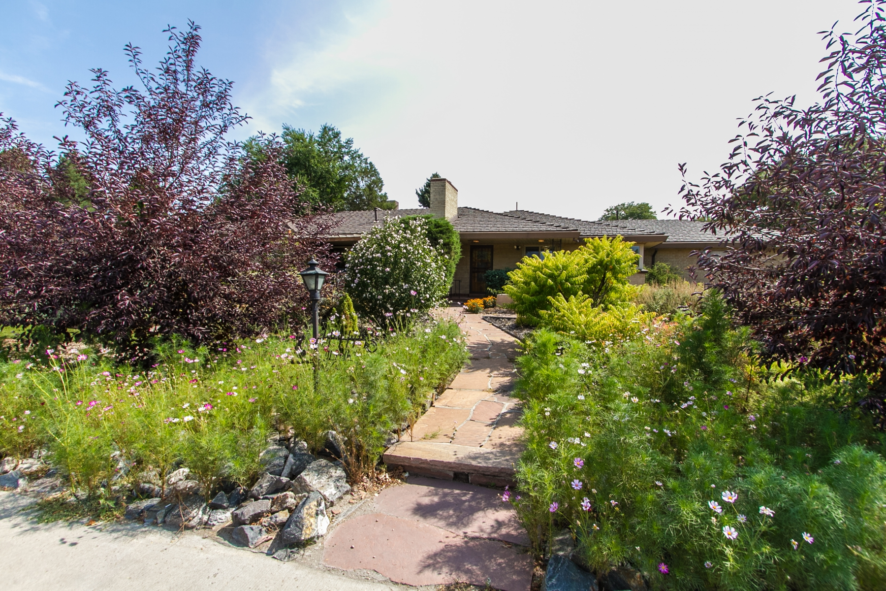 Single Family Home for Sale at Live Lakeside in Denver 5050 W 17th Ave Denver, Colorado 80204 United States