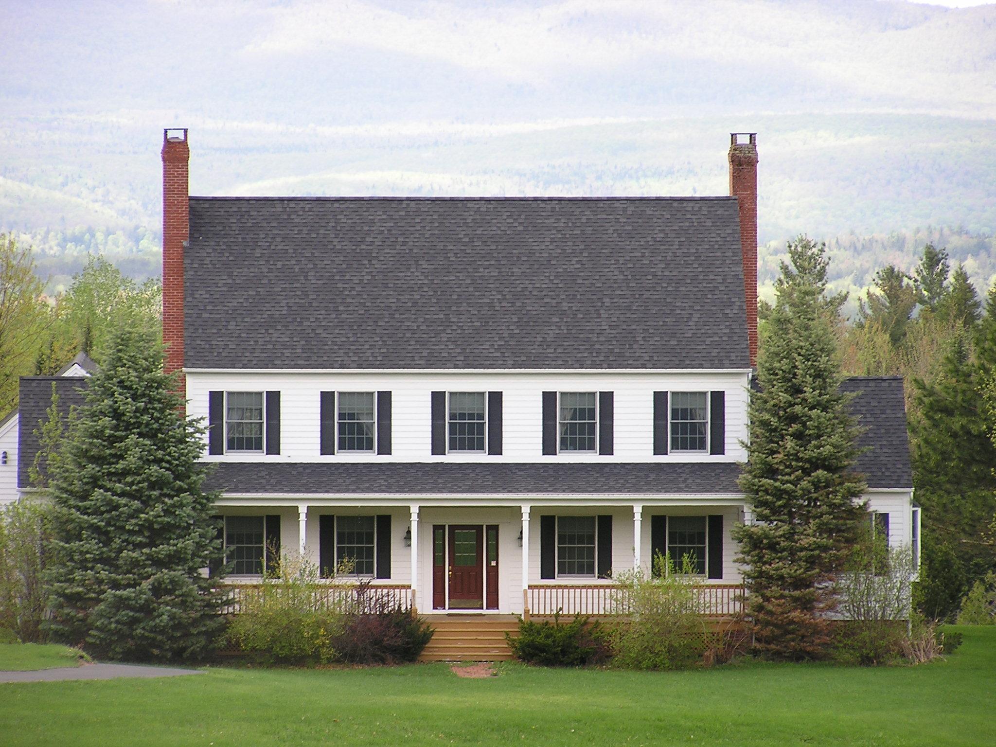 Casa Unifamiliar por un Venta en 1555 Shadow Lake Road 1555 Shadow Lake Rd Greensboro, Vermont 05841 Estados Unidos