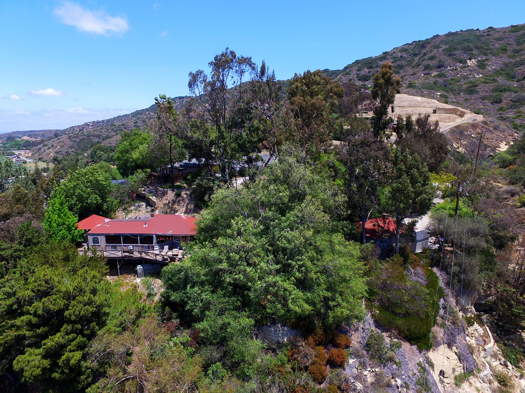 sales property at 20950 Laguna Canyon Road