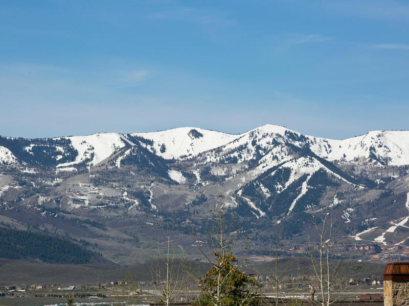 Land for Sale at West View #7- Promontory Homesite with Panoramic Views of all 3 area Ski resorts 7280 N Sage Meadow Rd Lot 7 Park City, Utah 84098 United States