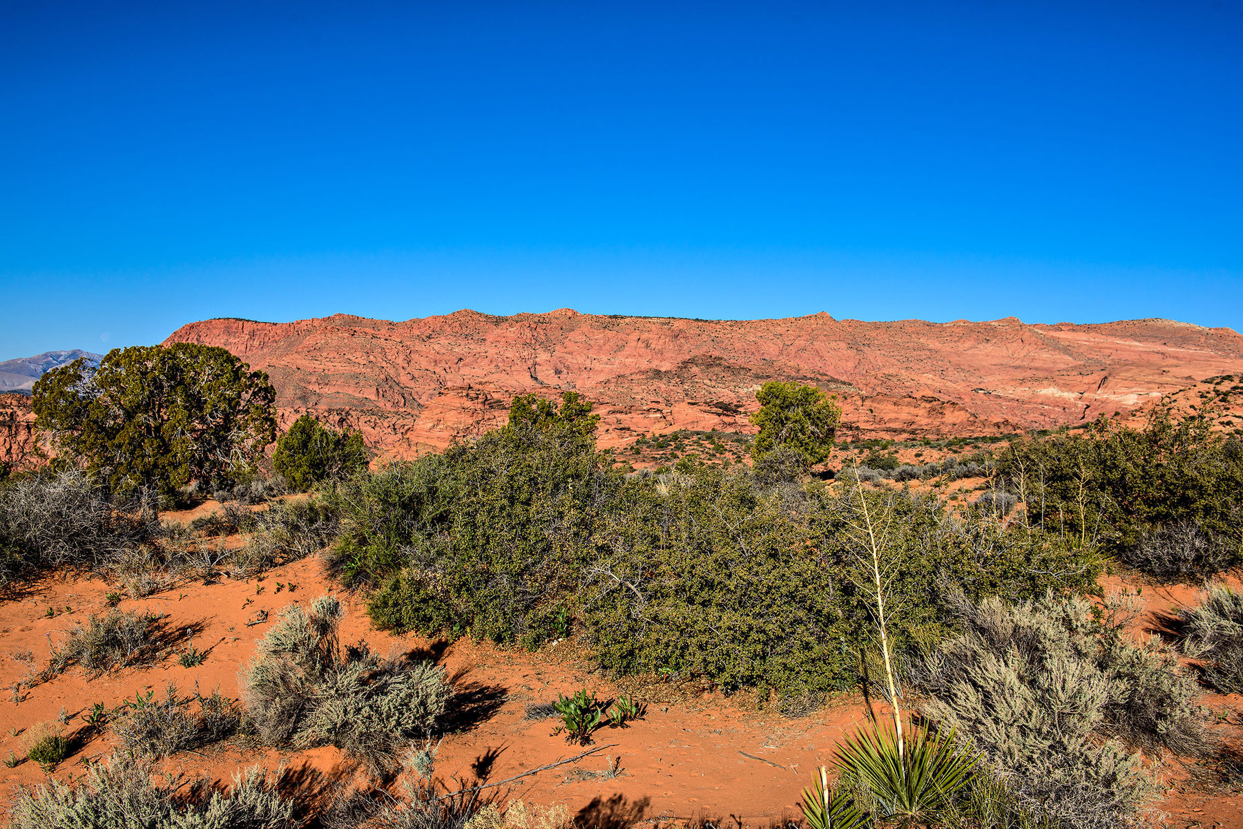 Terreno por un Venta en The Best of the Best. One Acre Lot on the Rim of Snow Canyon State Park Lot 120 Painted Sky Drive St. George, Utah 84770 Estados Unidos