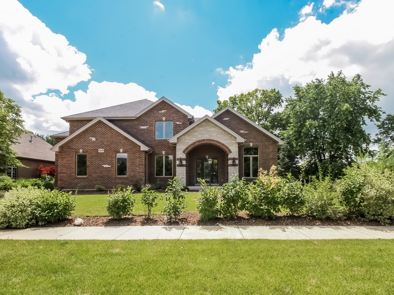 Property For Sale at Incredible Custom Built All Brick & Stone Home