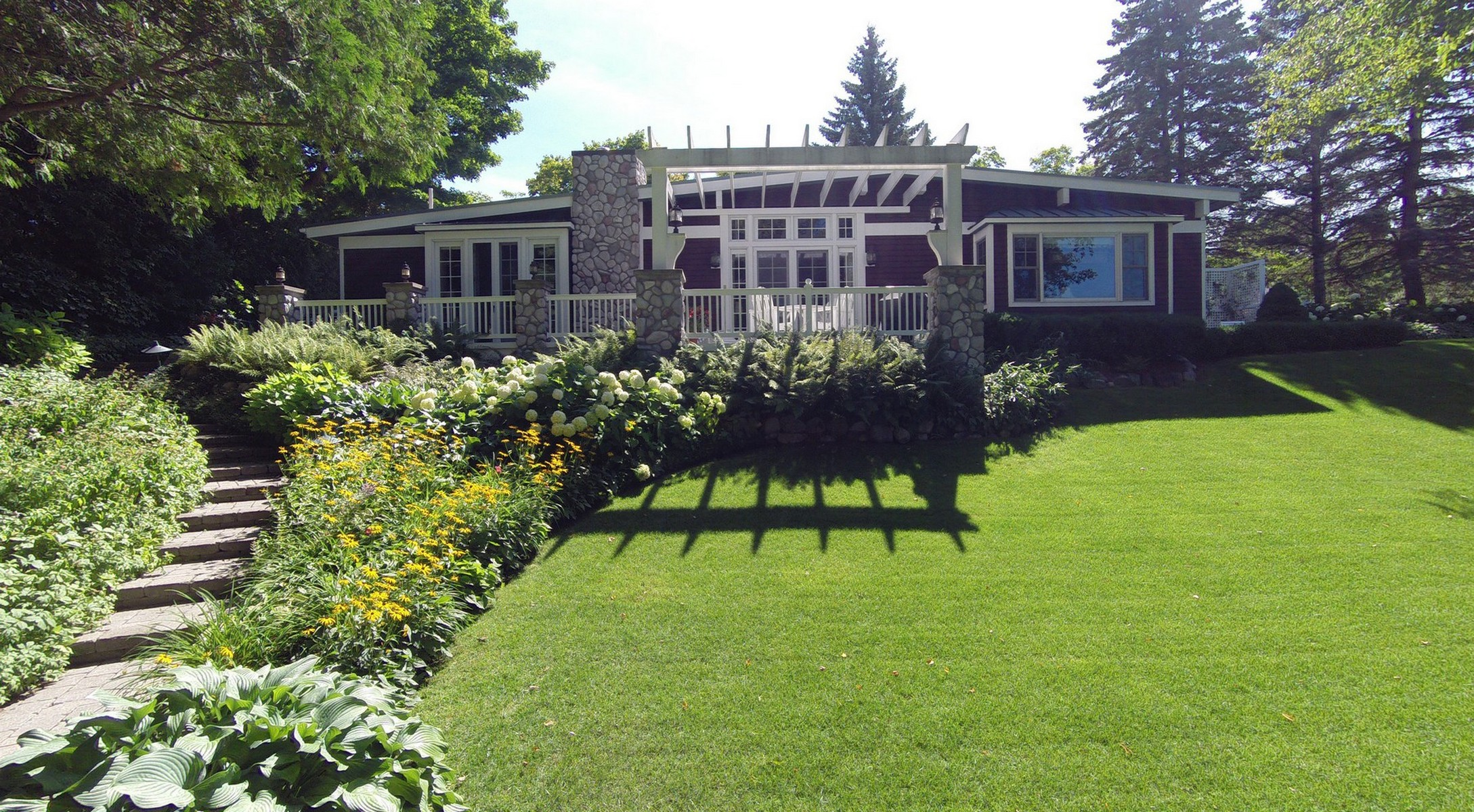 Other Residential for Sale at 313 & 315 Belvedere Avenue 313 Belvedere Avenue Charlevoix, Michigan, 49720 United States