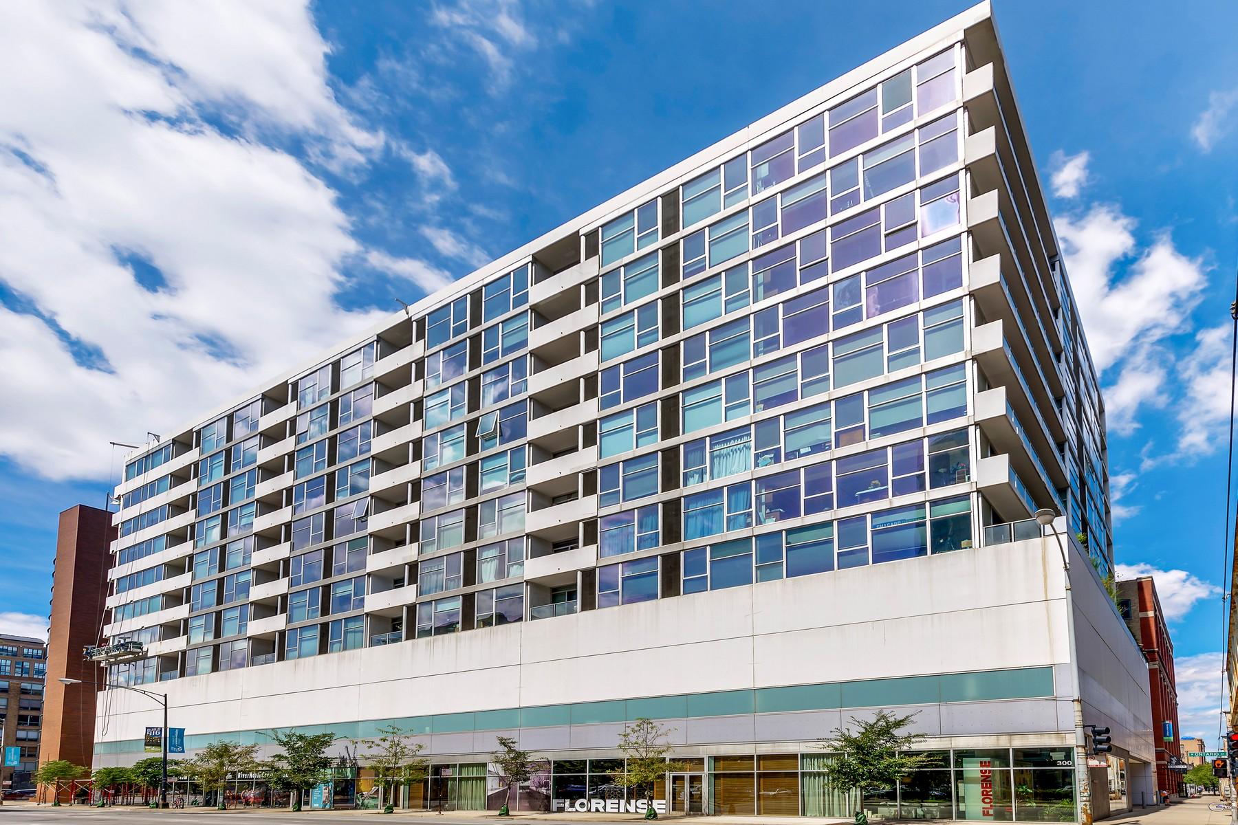 Condominium for Sale at Top Floor Unit 630 N Franklin Street Unit 1104 Chicago, Illinois, 60610 United States