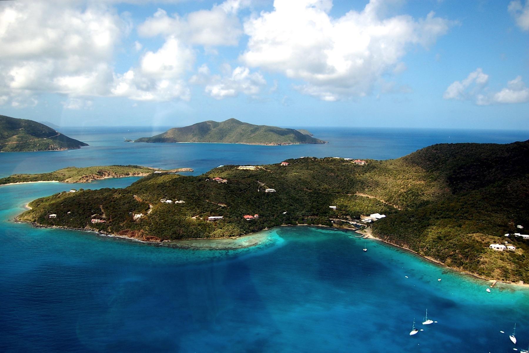 地產 為 出售 在 Camanoe Breeze Land 50 Indigo Plantation, 大指揮官島 英屬維京群島