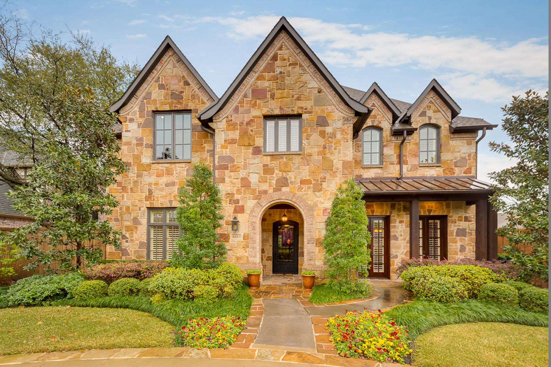 sales property at Stunning Preston Hollow Traditional