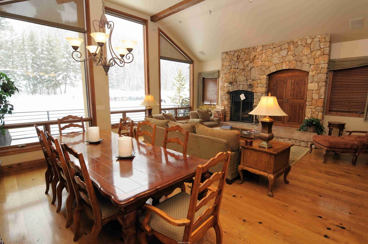 Condominio por un Venta en The Hemingways 221 Picabo St #F Warm Springs, Ketchum, Idaho, 83340 Estados Unidos