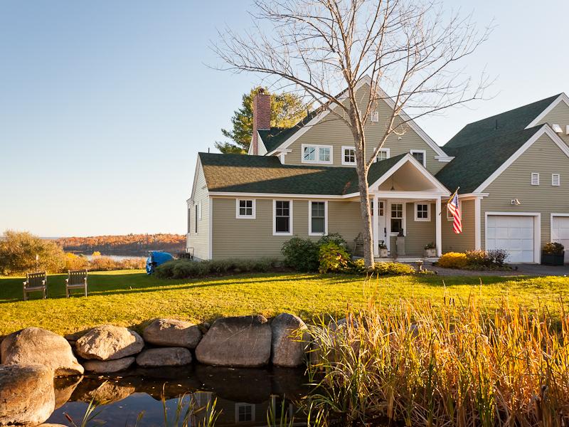 Condomínio para Venda às 4 Powerhouse Hill Lane 6 Powerhouse Hill Lane Unit#1B Rockport, Maine, 04856 Estados Unidos
