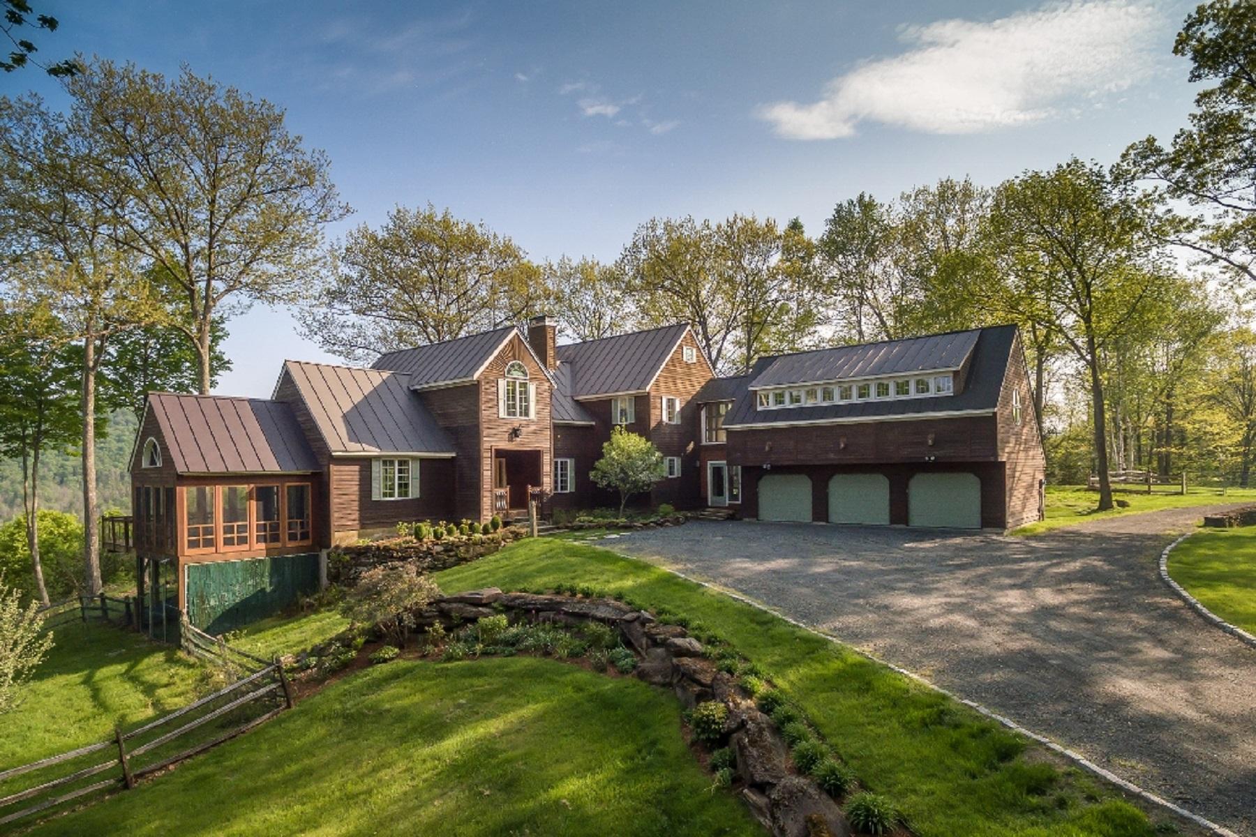 Maison unifamiliale pour l Vente à Harmony Ridge 114 Oak Ridge Way Woodstock, Vermont, 05091 États-Unis