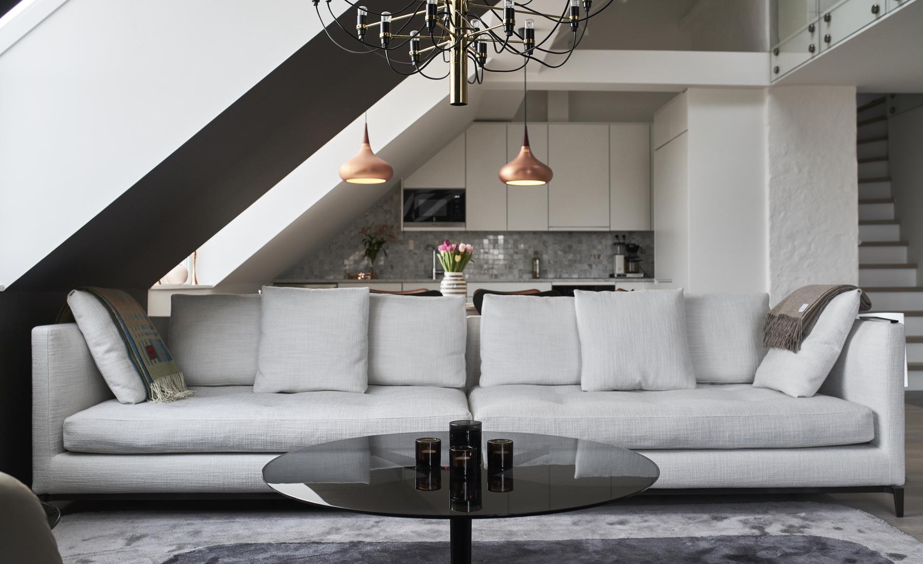 Appartement pour l Vente à Stunning loft duplex Stockholm, Stockholm Suède