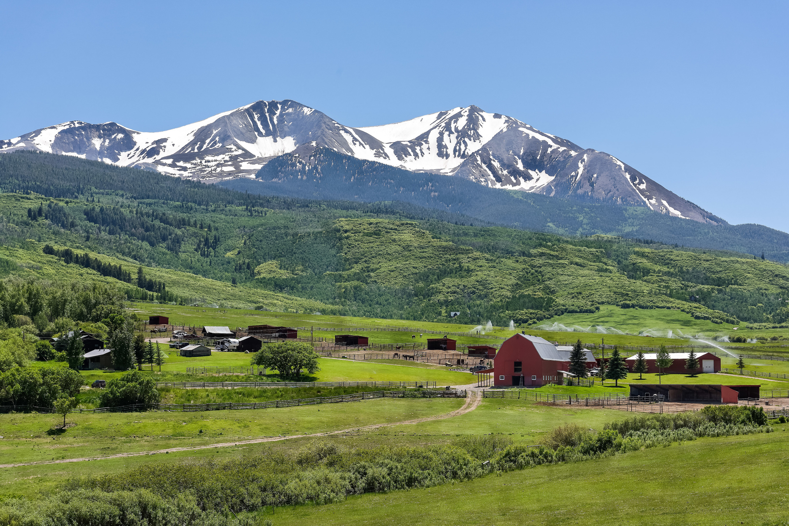 Single Family Home for Sale at Phenomenal Vistas at Sopris Mountain Ranch 150 Spring Creek Road Basalt, Colorado, 81621 United States