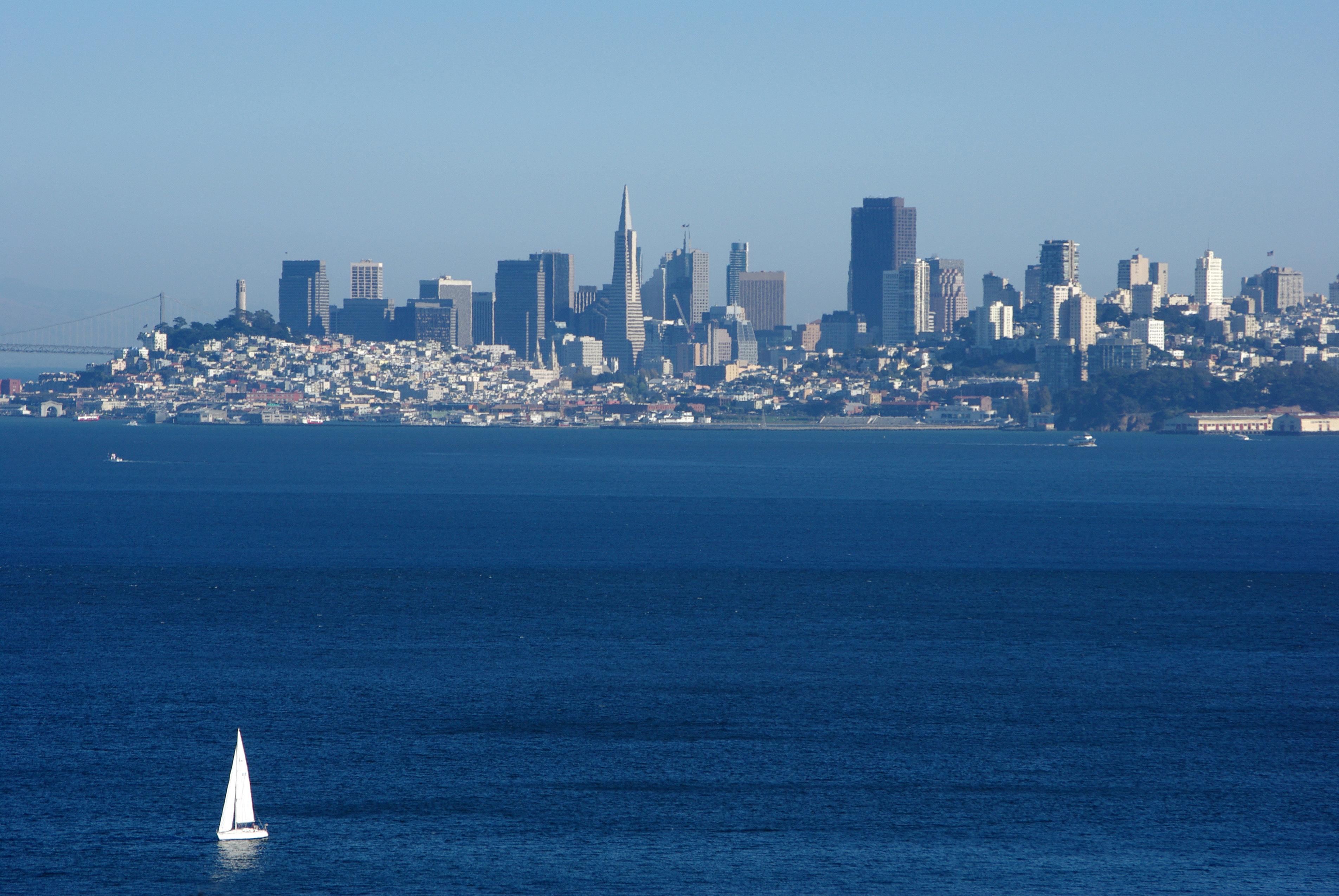 集合住宅 のために 売買 アット Panoramic San Francisco City and Bay Views 87 Central Avenue Sausalito, カリフォルニア 94965 アメリカ合衆国