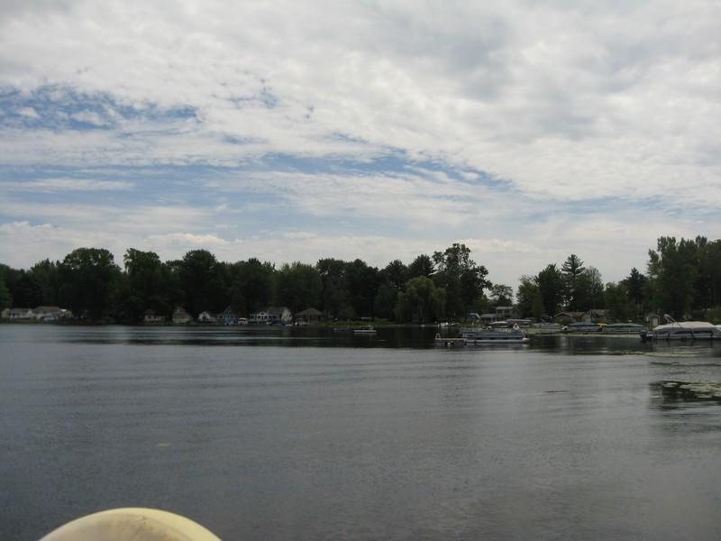 Arazi için Satış at Lower Scott Lake 47882 Woodland Drive Bangor, Michigan 49013 Amerika Birleşik Devletleri