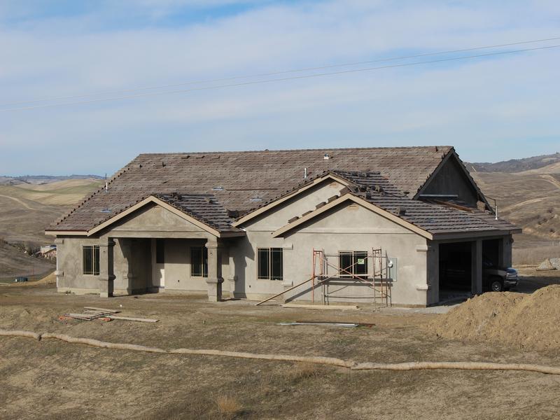 Casa Unifamiliar por un Venta en Brand New Home on 10+/- Acres 77011 Douglas Road San Miguel, California 93451 Estados Unidos
