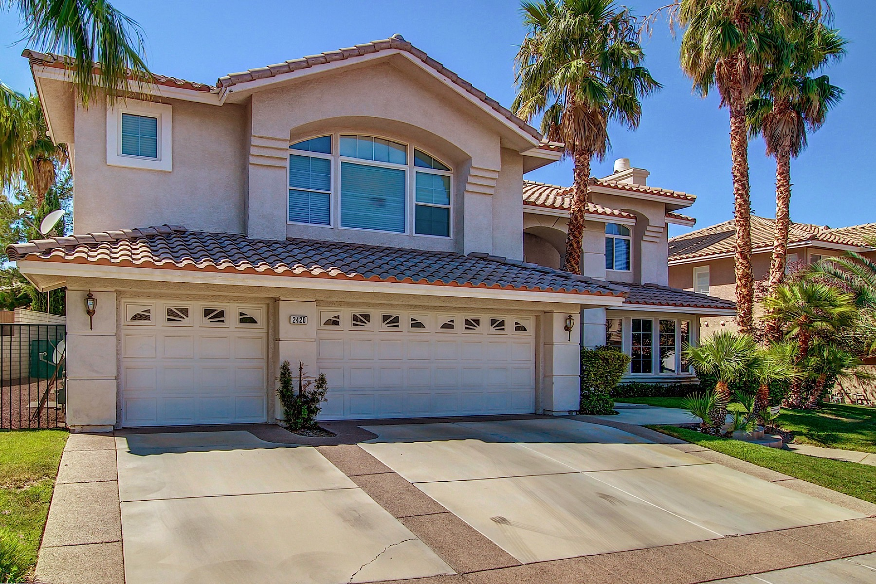 Single Family Home for Sale at 2420 Ping Drive Henderson, Nevada, 89074 United States