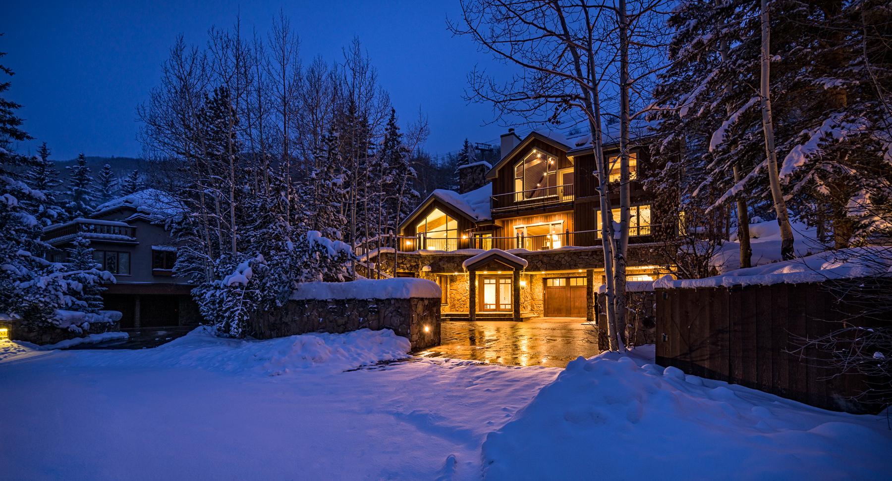 独户住宅 为 销售 在 Ski in/Ski out Residence in Beaver Creek 65 Elk Track Ct Beaver Creek, Beaver Creek, 科罗拉多州 81620 美国