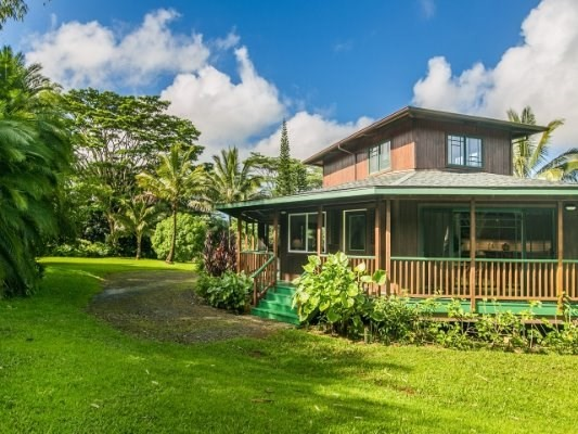 Casa para uma família para Venda às Kalihiwai Ridge 6213 Kahiliholo Road #4 Kilauea, Havaí, 96754 Estados Unidos