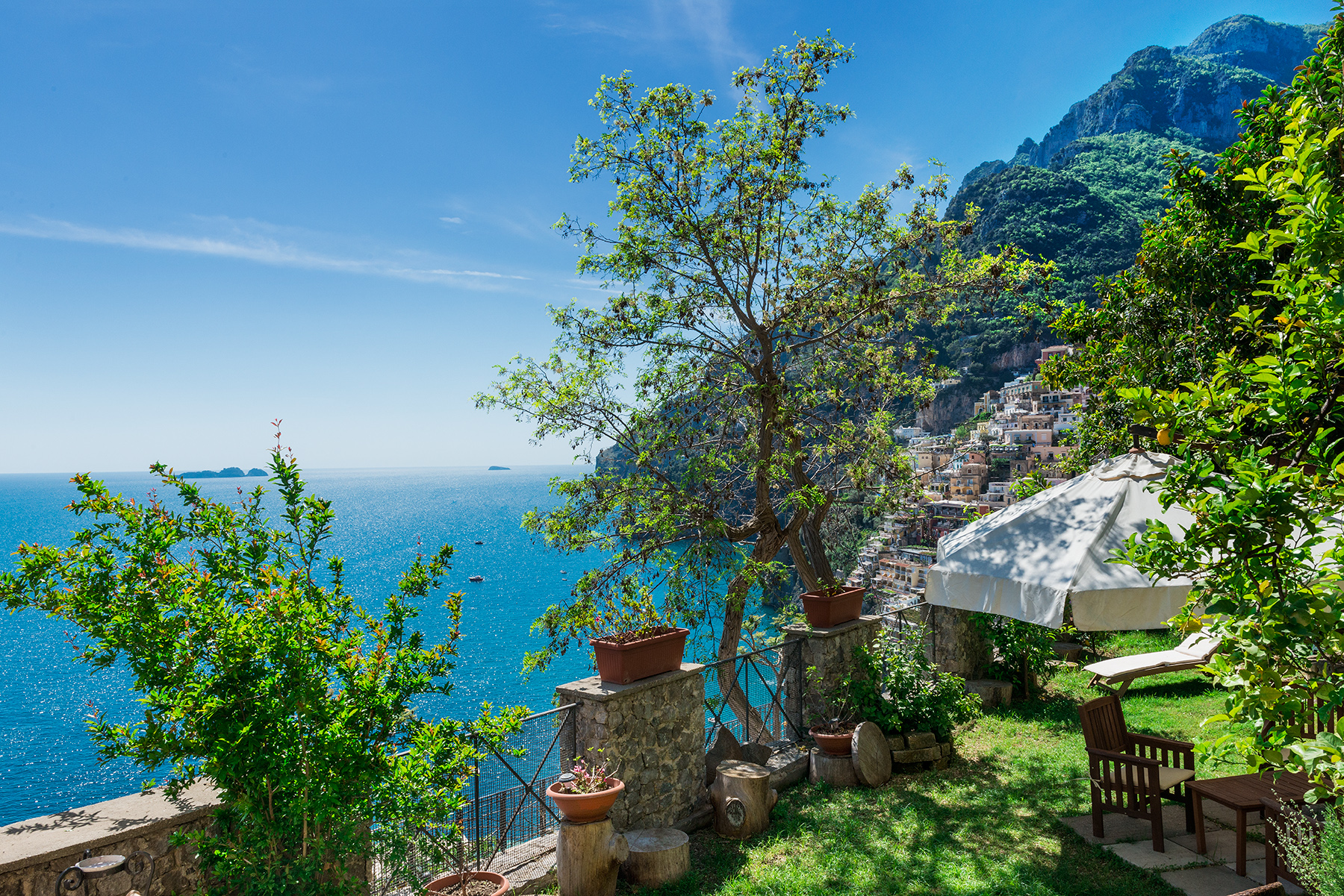 Apartment for Sale at Historic property in the center of Positano Positano, Italy