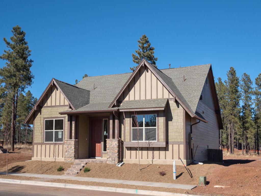 Maison unifamiliale pour l Vente à Stunning Miramonte Design 2943 S Pardo Calle Dr. Flagstaff, Arizona 86001 États-Unis