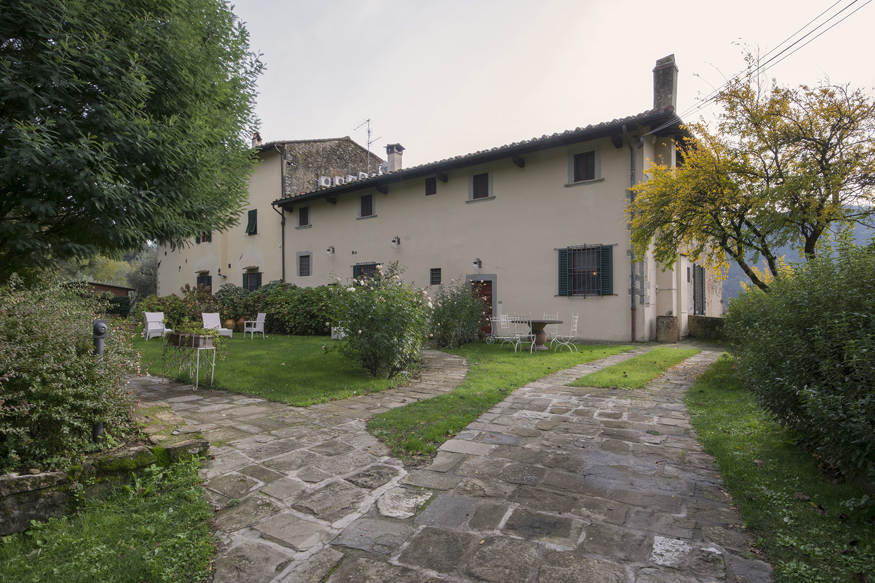Vivienda unifamiliar por un Venta en Stunning apartment in the Tuscan countryside Via San Vito Pistoia, Pistoia 51100 Italia