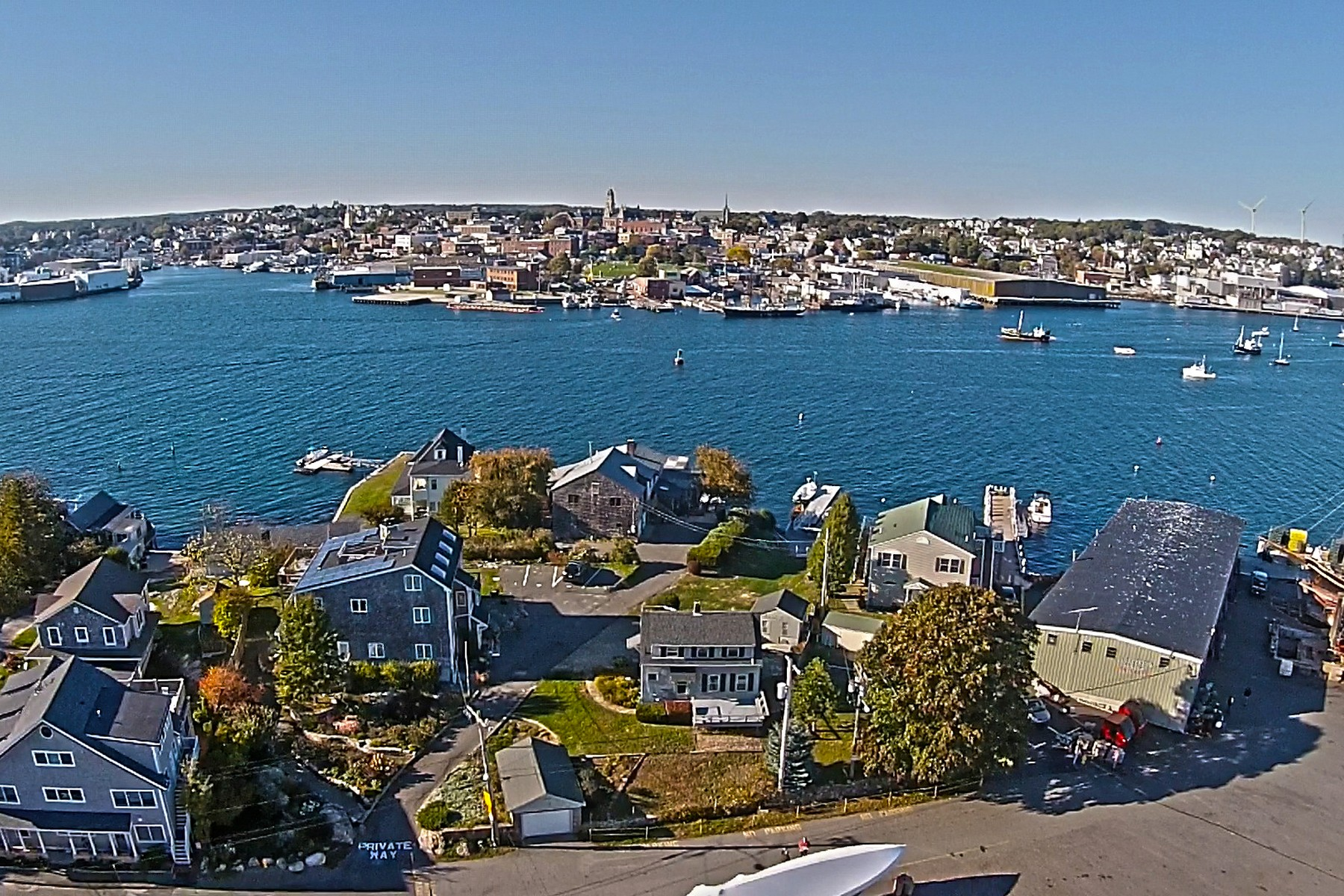 sales property at Spectacular Waterfront Location