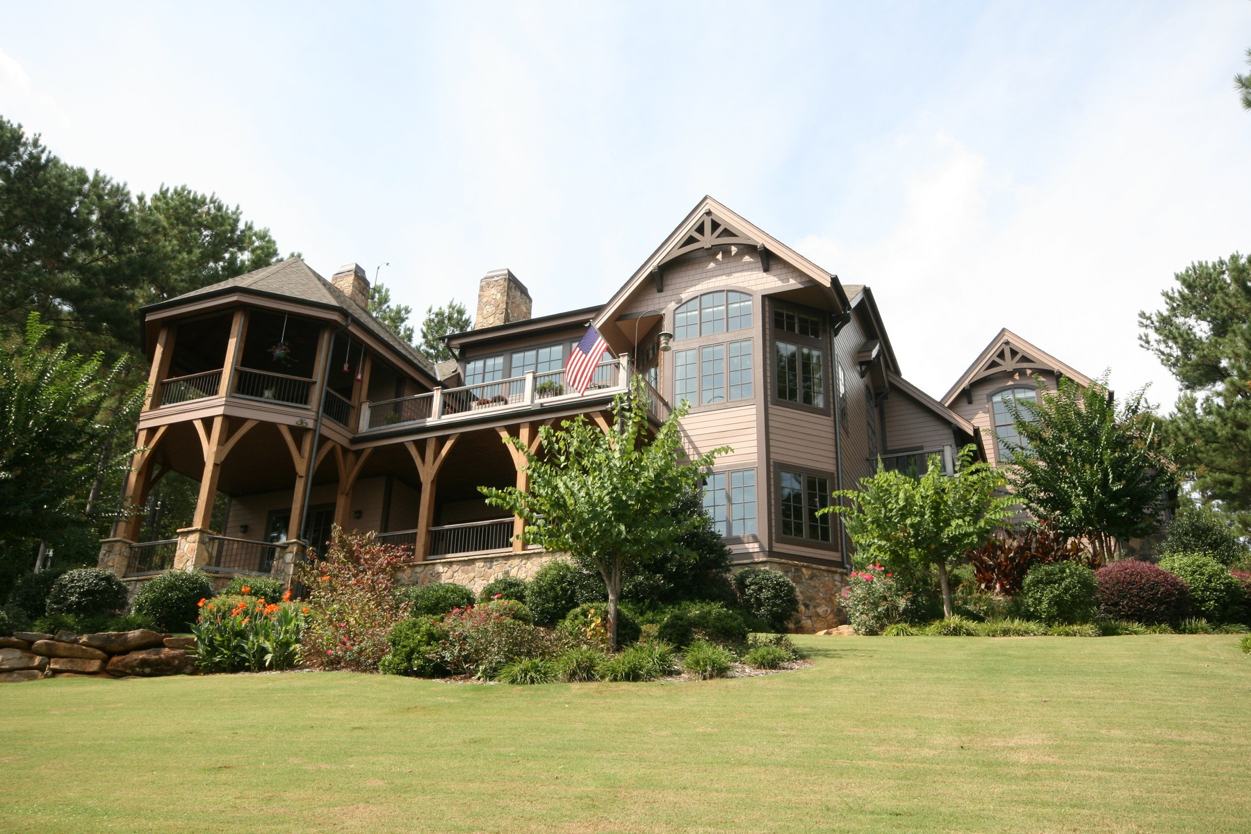 Villa per Vendita alle ore Remarkable 180-Degree View of Mountains, Lake & Islands 311 Knollwood Drive The Cliffs At Keowee Falls, Salem, Carolina Del Sud 29676 Stati Uniti