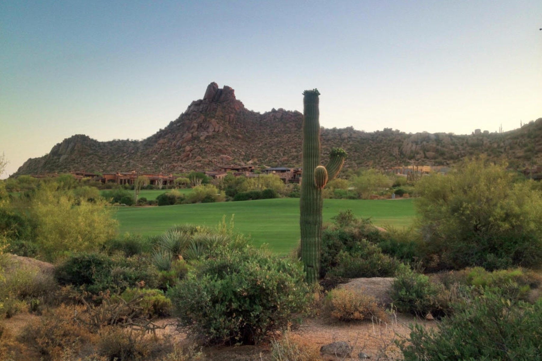 sales property at Outstanding southwest-facing golf course homesite.