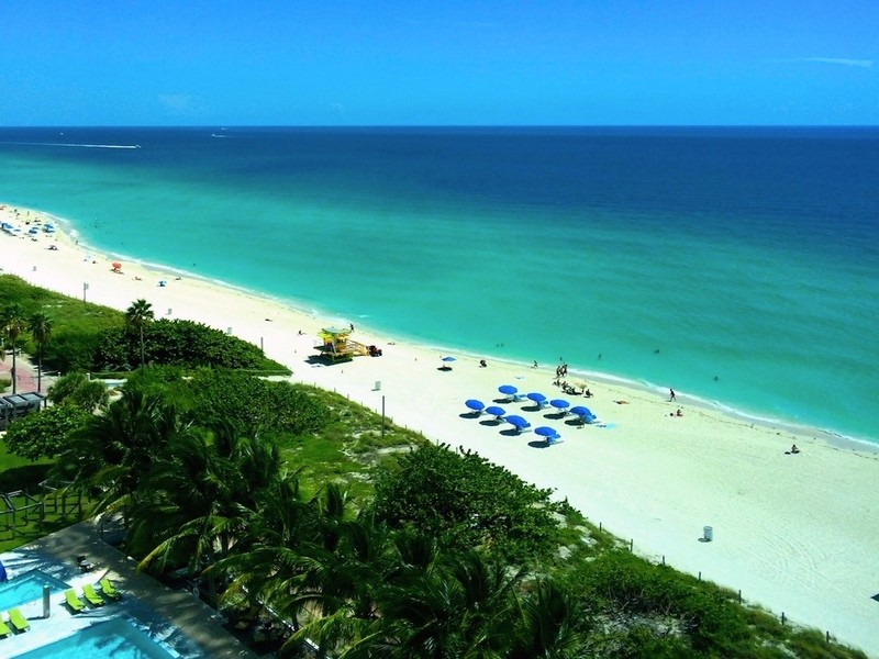 Condominium for Sale at Carillon Beach Hotel and Spa 6801 Collins Ave #1111 Miami Beach, Florida 33141 United States