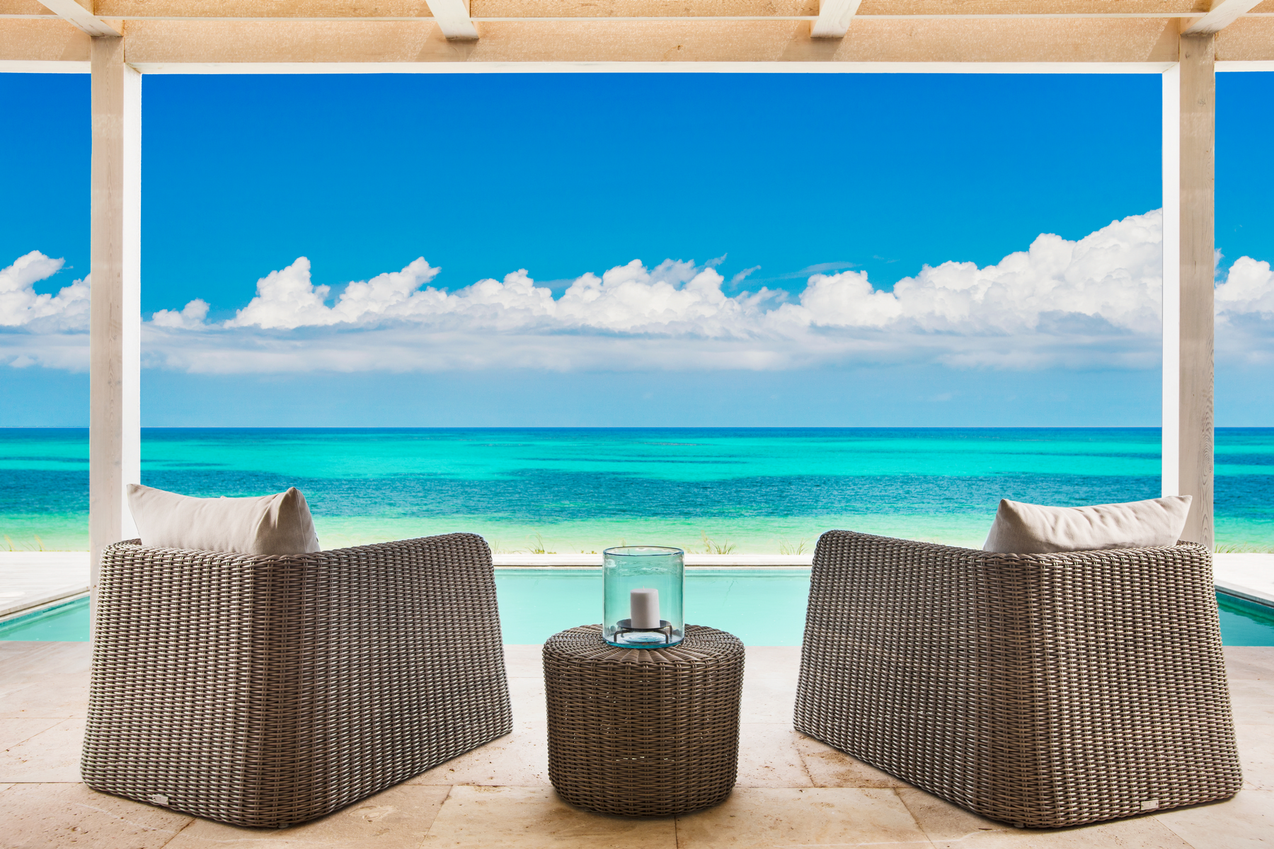 Additional photo for property listing at Beach Villa - Lot 4 Beachfront Sailrock, South Caicos TC Turks And Caicos Islands
