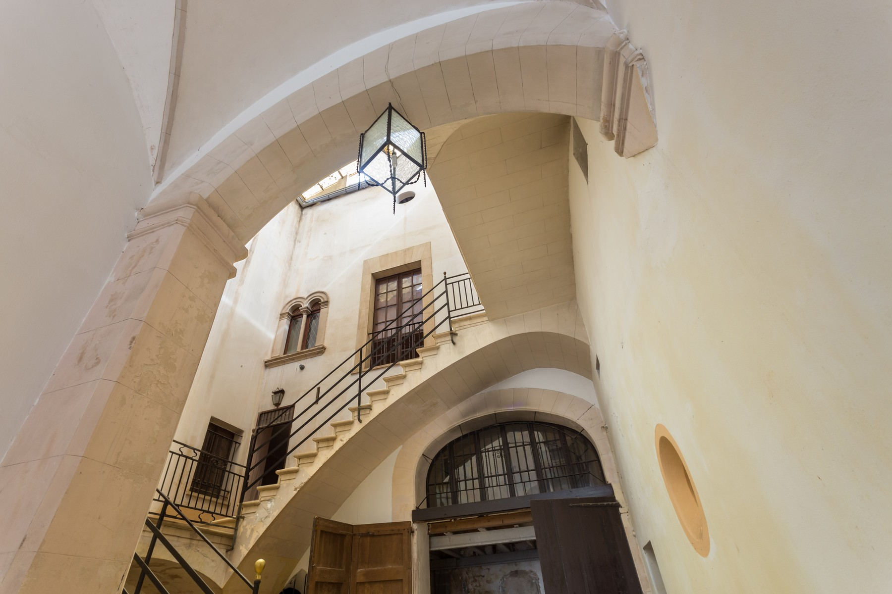 Single Family Home for Sale at Captivating palace in Palma's Old Town Palma De Mallorca, Balearic Islands 07001 Spain